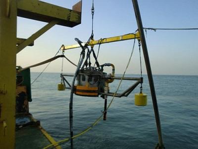 oilfield diving