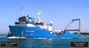 DSV RMS Citation