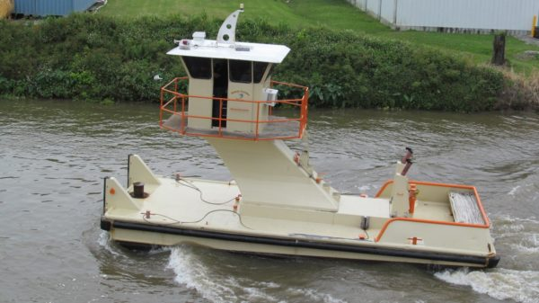 Push Boat Lucy Mae